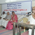 Candidates spell out their goals for Mylapore at meeting with people