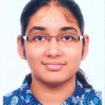 Aishwarya Prem Renu-vidyamandir school topper