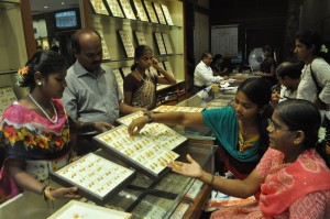akshaya thridi -gold jewels sales at nac jewellers in mylapore on 13-5-13