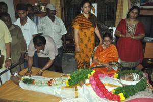 t m soundarajan (playback singer) death on 25-5-13