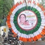 Wellwishers celebrate union minister Jayanthi Natarajan's birthday