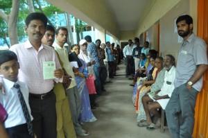 aadhaar card - at chetinad rajah muthiah hr school  on 16-7-13