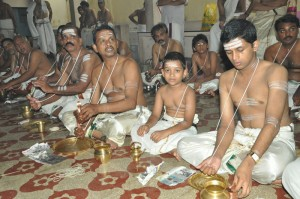AAVINI AVITTAM  AT SRI SANKARALAYAM  CHITRAKULAM  NORTH MADA ST  ON 20-8-13