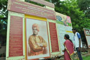 SWAMI VIVEKANADA'S 150th B DAY CELEBRATIONS,DOCTORS CONVENTION  ON 29-9-13