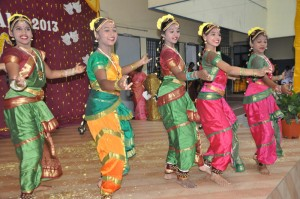 Aluminai meet celebrations at st Antonys Girls Higher Sec  School,Mandaveli.  on 7-12-13