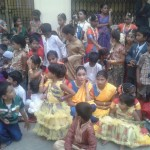 An evening of fun for primary kids at Andhra Mahila Sabha campus