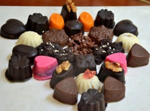 Chocolates by Frangipani
