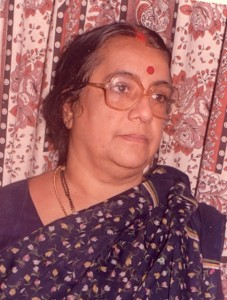 Obit Vasanta Rajagopalan
