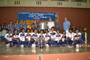 LADYS SIVASWAMI VOLLEYBALL TROPHY PIC ONE