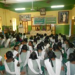 Eco club inaugurated at Children's Garden School