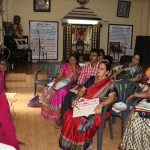 Teachers workshop on Gandhian Values held