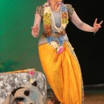 Shobhana as Krishna; Bharatanatyam recital today