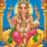 Vinayaka Chaturthi celebrations at temples in the Mylapore area