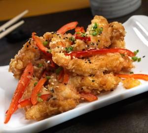 Chinese Dragon Chicken