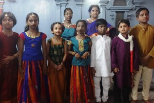 CHILDREN SING FOR VINAYAKA CHATURTHI