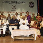 TN governor attends as chief guest at finale of platinum jubilee of Andhra Mahila Sabha