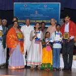 Arivukkalanjiyam award ceremony held at BVB