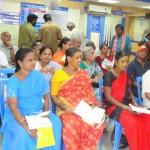 Ayurvedic, diabetes camp held at R. A. Puram