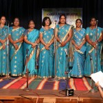 Choral music concert held