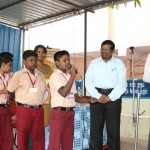 School students participate in health, road safety awareness programme