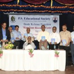 C. V. Narasimhan releases his book