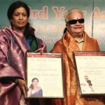 Two artistes honored by MFAC sabha