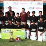San Thome beats St. Bede's to lift trophy in TNCA schools cricket tourney at under-14 level