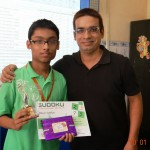 R. A. Puram resident excels at Sudoku