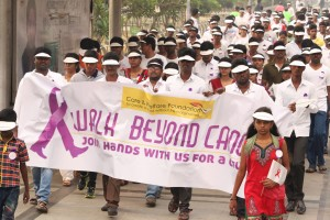 Care and welfare - walkathon