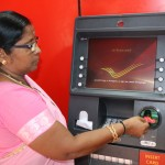 Postal ATM opened at Mylapore Post Office