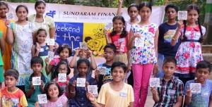 Sundaram finance - weekend in the park