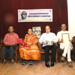 Family gets together to celebrate centenary of senior journalist, R. Parthasarathy