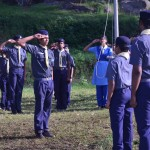Scout group celebrates anniversary