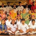 Shristi. S. Mirchandani is school captain at M. Ct. M. Mat. School, Luz