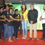 Competitions on road safety held, M. G. R. Janaki College lifts trophy