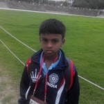 School student places 8th in Asian Chess tournament