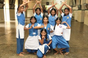 Lady sivaswami Ayyar girls school - i day practice
