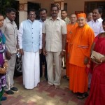 Governor of Meghalaya visits Ramakrishna Math