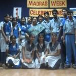 Madras week celebrations: At Sivaswami Kalalaya