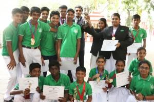 p.s.senior secondary school sports meet
