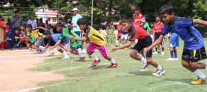 st. bedes anglo indian sports day
