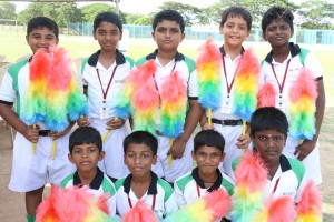 st.bedes academy, sports day