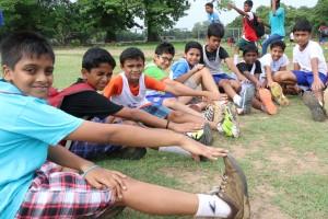 vidya mandir - sports day