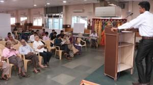 Kalyana Nagar Association- debate competition