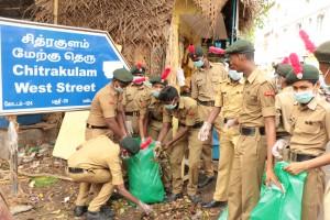 Chitrakulam clean up on Sep 19