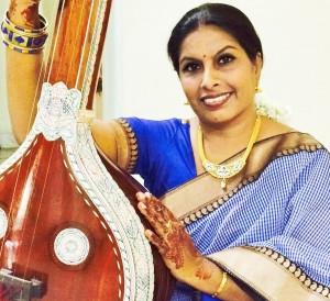 Dr. Lalita Santanam- Classical vocalist