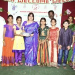 Rolling shield for Venugopal Vidyalaya; At inter-school competitions