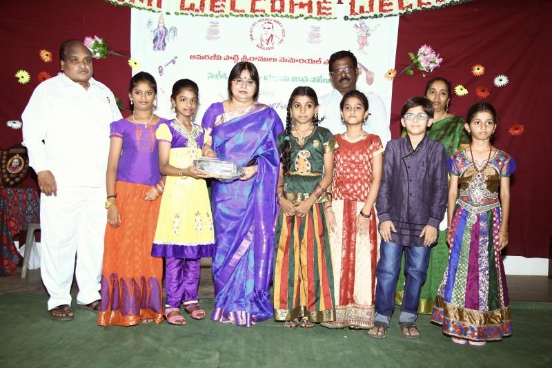 Amarajeevi Sreeramulu society pic two