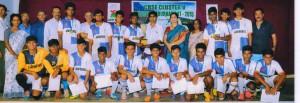 vidya mandir cluster tournament