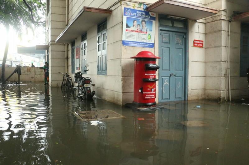 Madan - mandaveli post office